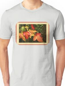 Autumn Maple Leaves ~ Nature's Work T-Shirt