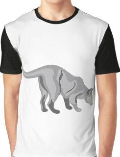 Gatto cat clip art Graphic T-Shirt