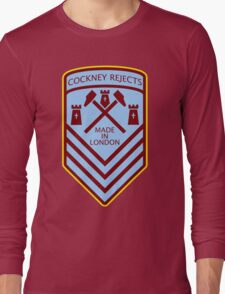 Cockney Rejects Made In London Long Sleeve T-Shirt