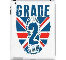 Boots Grade 2 iPad Case/Skin