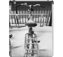 Snow bike iPad Case/Skin
