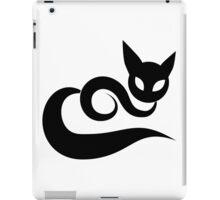 The offbeat cats design iPad Case/Skin