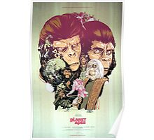 Planet of the Apes Poster Poster