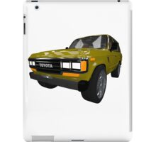 Toyota Land Cruiser iPad Case/Skin
