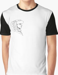 Renaissance tradition of human head Graphic T-Shirt