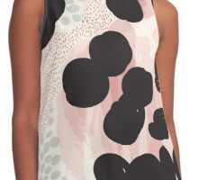 Abstract Pattern Contrast Tank