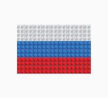 Lego - Russia flag pattern of plastic parts Unisex T-Shirt