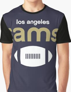 Los Angeles Rams Graphic T-Shirt