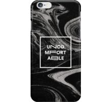 Andy Mineo Uncomfortable iPhone Case/Skin