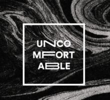 Andy Mineo Uncomfortable Sticker