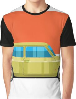 Mini Cooper - pop art car Graphic T-Shirt