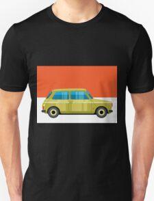 Mini Cooper - pop art car Unisex T-Shirt