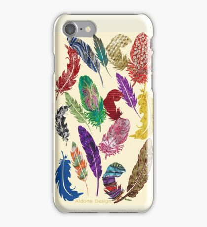 Feathers [454  views] iPhone Case/Skin