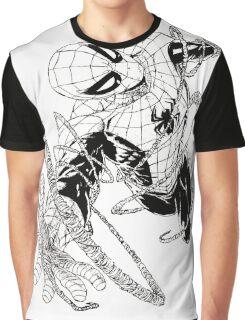 The Amazing Spider-Man art Graphic T-Shirt