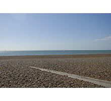 Brighton Rocks Photographic Print