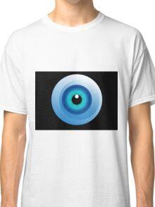 human eye design Classic T-Shirt