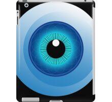 human eye design iPad Case/Skin