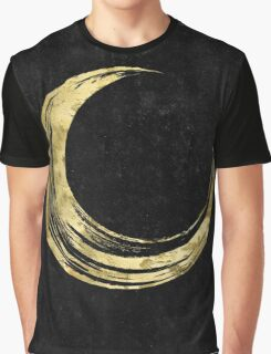 Crescent Moon - Gold Edition Graphic T-Shirt