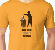 Do The Right Thing - This Election Unisex T-Shirt