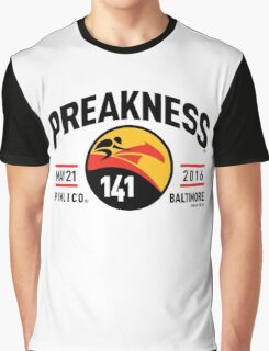 Preakness 2016 Graphic T-Shirt