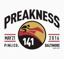 Preakness 2016 One Piece - Short Sleeve