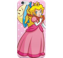 Princess Peach! - Perry iPhone Case/Skin