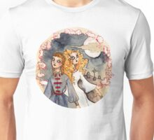 The Woman In White by Wilkie Collins Unisex T-Shirt