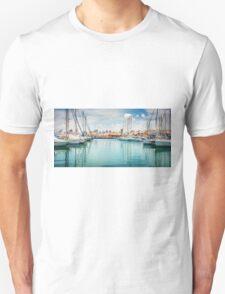 El Puerto. de El Campello Unisex T-Shirt