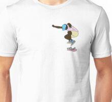 Pink Skater Unisex T-Shirt