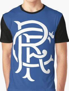 Rangers Football Club Graphic T-Shirt