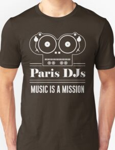 Music Is A Mission V2 T-Shirt