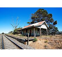 Westmere Station Photographic Print