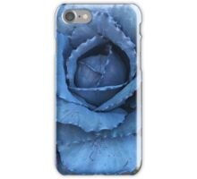 Red Cabbage - Macro  iPhone Case/Skin