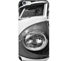 Eye of a german camper iPhone Case/Skin