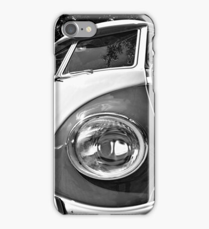 Eye of a german camper iPhone Case/Skin