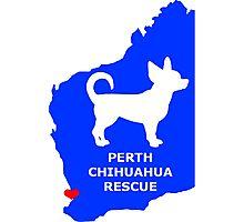 Rescue Logo Photographic Print