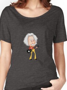 Einstein  Women's Relaxed Fit T-Shirt