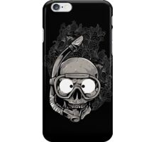 Diver Skull iPhone Case/Skin