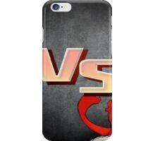 Ryu Vs. Ken iPhone Case/Skin