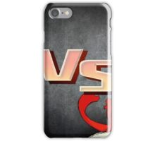 Ryu Vs. Ken iPhone Case/Skin