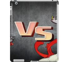 Ryu Vs. Ken iPad Case/Skin