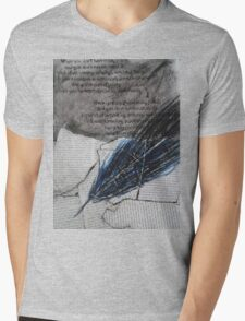the quill Mens V-Neck T-Shirt
