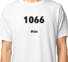 1066 - #tbt Classic T-Shirt