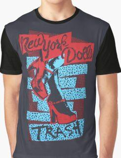 New York Dolls Graphic T-Shirt