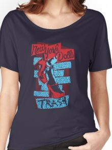 New York Dolls Women's Relaxed Fit T-Shirt