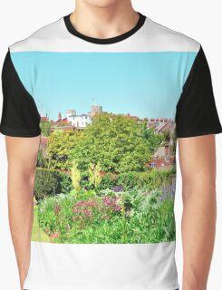 Town Gardens Graphic T-Shirt