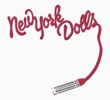 New York Dolls One Piece - Short Sleeve