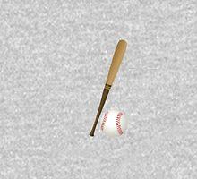 Baseball bat and ball Unisex T-Shirt