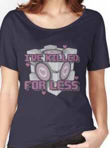 Killed for Less Women's Relaxed Fit T-Shirt