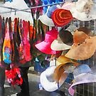 Hats and Purses at Street Fair by Susan Savad